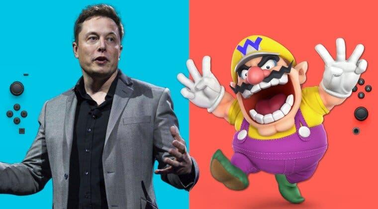 Imagen de Elon Musk sorprende a todos al disfrazarse de Wario en un conocido programa de televisión