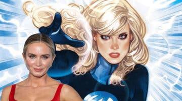 Imagen de Emily Blunt se pronuncia sobre los rumores que la colocan en Los 4 Fantásticos
