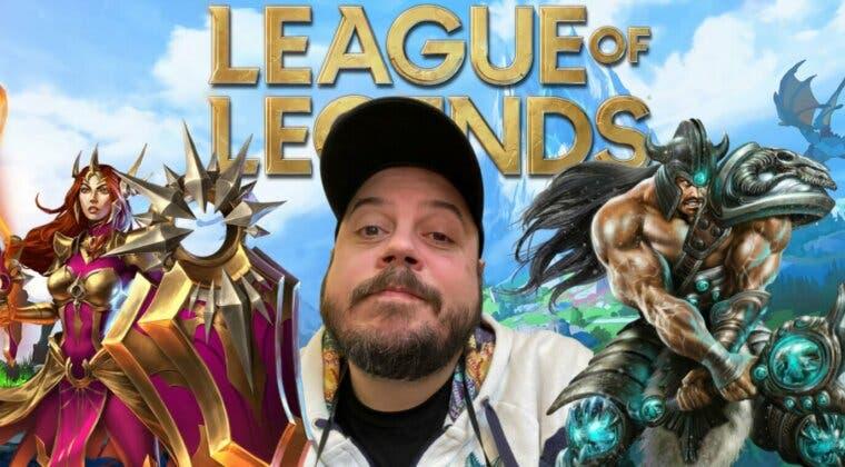 Imagen de Entrevista a Julián del Rey, artista de personajes y creador de skins de League of Legends