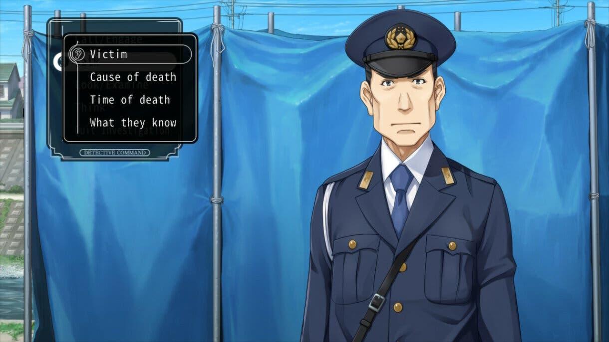 Famicom Detective Club hablar