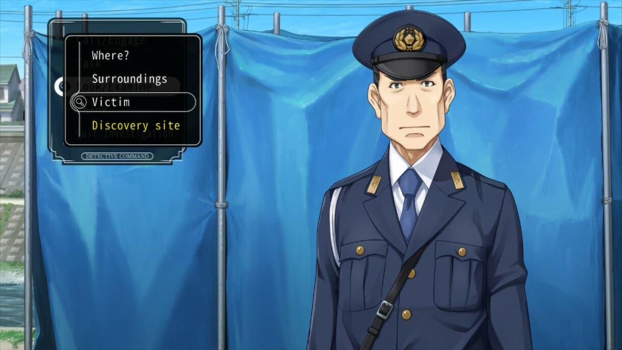 Famicom Detective Club investigar