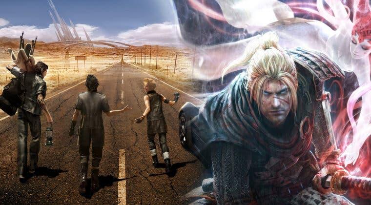 Imagen de Habría en camino un nuevo Final Fantasy de género soulslike para PS5 desarrollado por Team Ninja