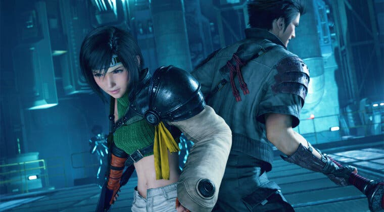 Imagen de EL DLC de Yuffie será un código en la caja de la versión física de Final Fantasy VII Remake Intergrade