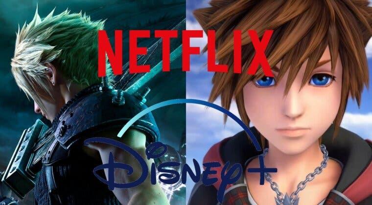 Imagen de Final Fantasy VII Remake y Kingdom Hearts tendrán sus propios animes, acorde a un rumor