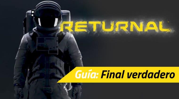 Imagen de Cómo desbloquear el final verdadero de Returnal tras los créditos
