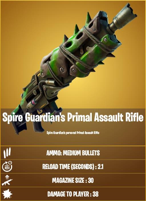 fortnite arma 1