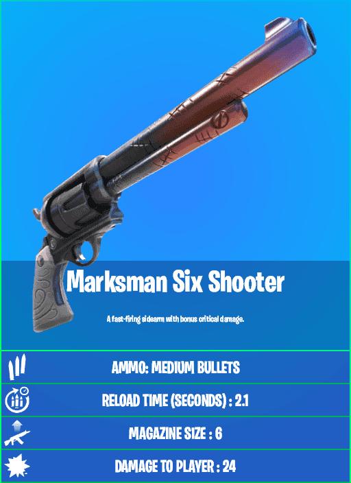 fortnite arma 2