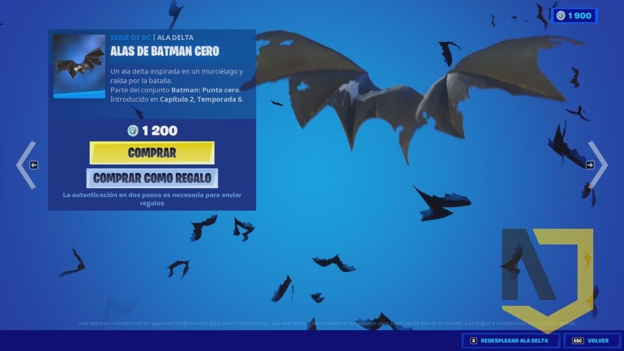 fortnite batman skin 2