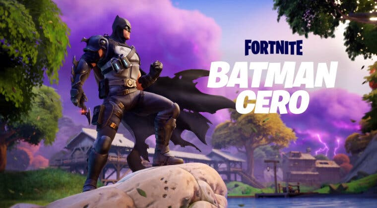 Imagen de Batman Cero llega por fin a Fortnite; esta es su skin, accesorios y precio en la tienda