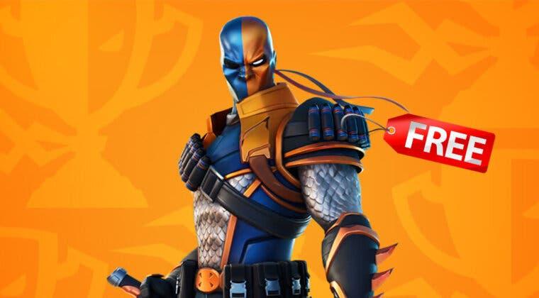 Imagen de Fortnite: cómo conseguir gratis la nueva skin de Deathstroke de la Temporada 6