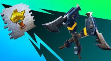 Imagen de Fortnite: cómo conseguir gratis el nuevo Pico Pirañas de la Temporada 6