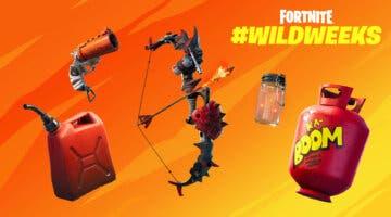 Imagen de Fortnite recibe 'Las Semanas Salvajes', un nuevo evento que cambiará su jugabilidad cada 7 días
