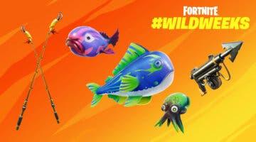 Imagen de Fortnite da comienzo a la segunda Semana Salvaje de la Temporada 6: todos los cambios, armas y mucho más