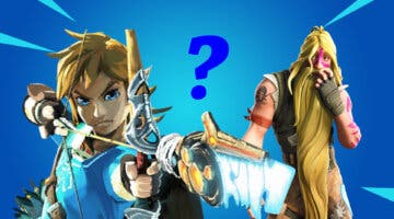 Imagen de Un fan fusiona Fortnite y The Legend of Zelda: Breath of the Wild con una estampa espectacular