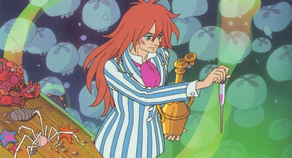 Fujimoto Studio Ghibli