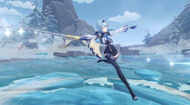 Imagen de Genshin Impact revela la historia tras Eula en un nuevo tráiler
