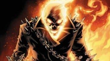 Imagen de Ghost Rider podría ser presentado en Doctor Strange 2