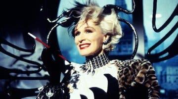 Imagen de Glenn Close desea volver a ser Cruella De Vil, personaje que ahora es Emma Stone