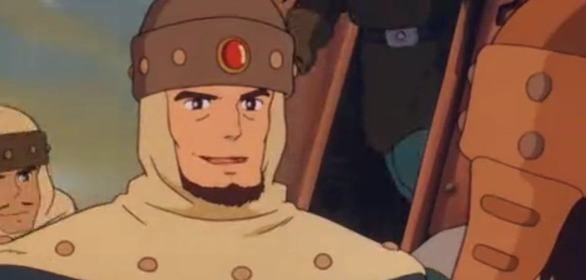 gobernador de Pejite Studio Ghibli