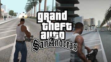 Imagen de Así de espectacular podría ser el aspecto de GTA San Andreas Remake