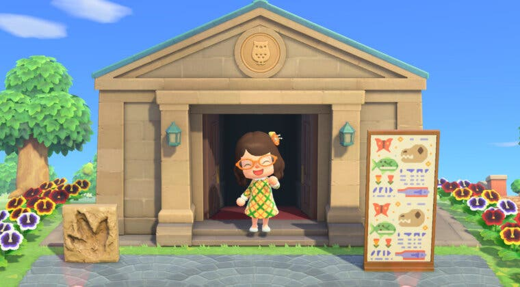 Imagen de Animal Crossing: New Horizons recibiría pronto un nuevo nivel del museo, personalización de vallas y más
