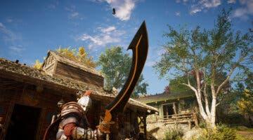 Imagen de Assassin's Creed Valhalla: Filtradas las armas, armaduras, peinados y más del DLC La Ira de los Druidas