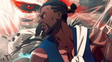 Imagen de La primera temporada del anime de Yasuke es 'solo el comienzo'