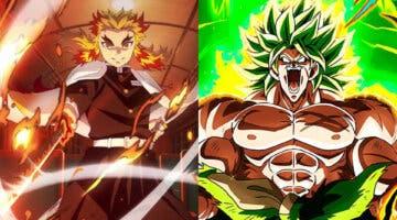 Imagen de Kimetsu no Yaiba: El Tren Infinito logra superar a Dragon Ball Super: Broly en USA