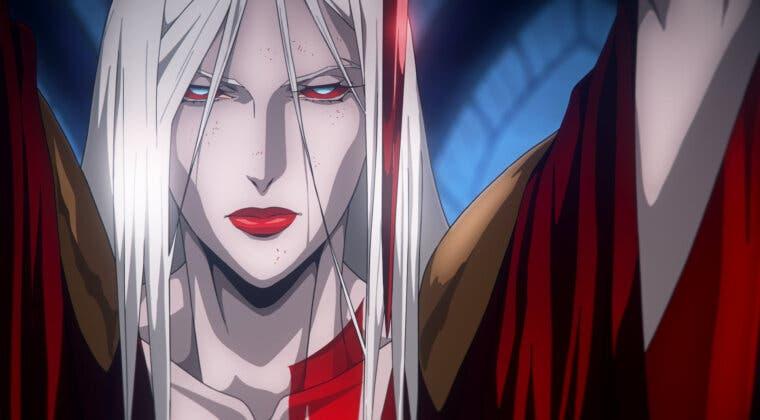 Imagen de Netflix muestra nuevas imágenes de la temporada final de Castlevania