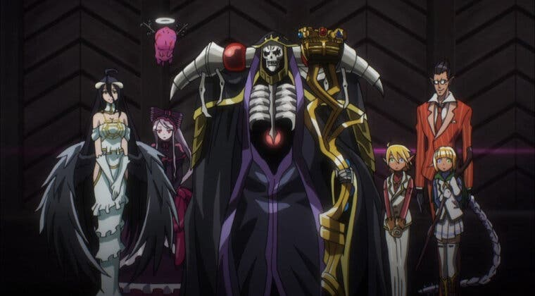Imagen de Overlord contará con una temporada 4 de anime y una nueva película, según una filtración