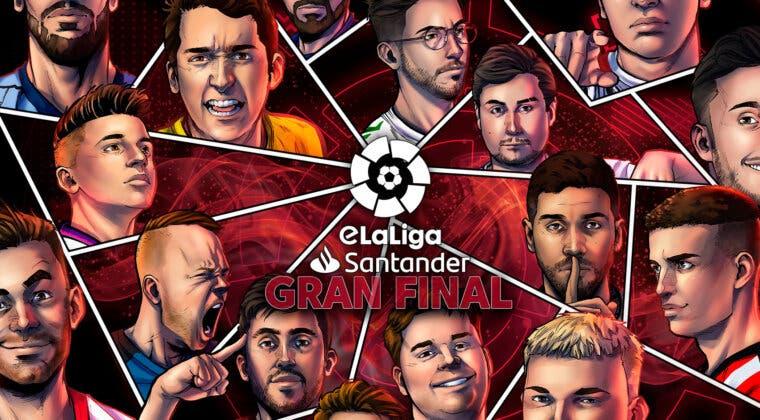 Imagen de Horario y dónde ver la Gran Final de eLaLiga Santander 2020/21