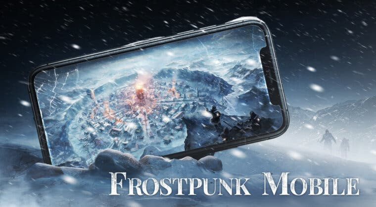 Imagen de Anunciado Frostpunk Mobile; construye y protege tu ciudad en cualquier parte