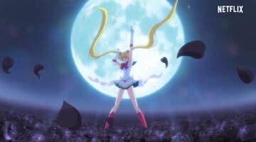 Imagen de Pretty Guardian Sailor Moon Eternal: La Película muestra su tráiler oficial en Netflix
