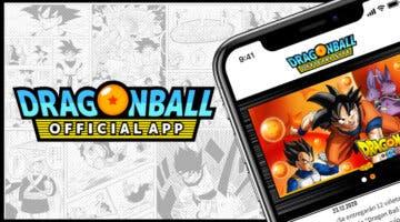 Imagen de Ya puedes descargar la aplicación de la web oficial de Dragon Ball, que se activa esta semana