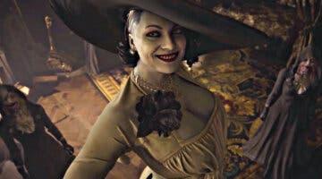 Imagen de Resident Evil 8 Village revela la identidad de la actriz tras Lady Dimitrescu