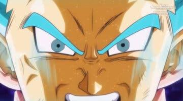 Imagen de Esta es la nueva transformación de Vegeta en Dragon Ball: el Super Saiyan Blue 'Gótico'