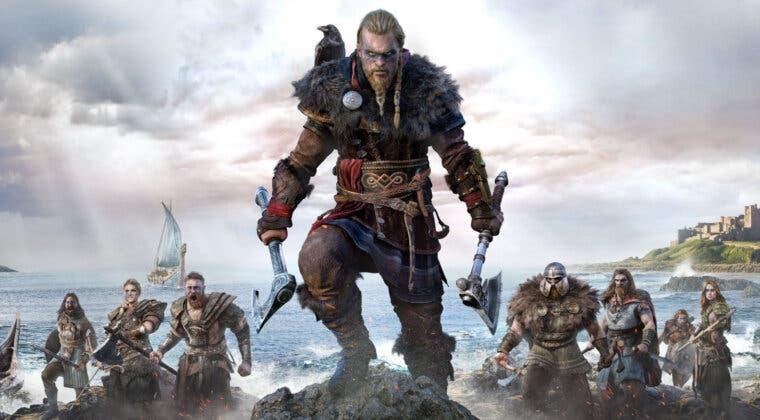 Imagen de Assassin's Creed Valhalla recibirá el 'mayor, más extenso soporte poslanzamiento' de la IP