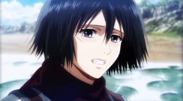 Imagen de El posible final 'alternativo' de Mikasa en Shingeki no Kyojin que preocupa a los fans, acorde a una filtración