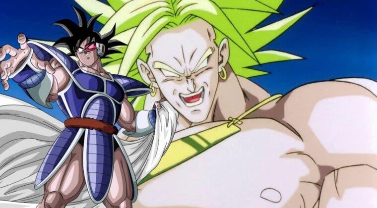Imagen de Dragon Ball introduce una nueva transformación de Saiyan Legendario en la franquicia