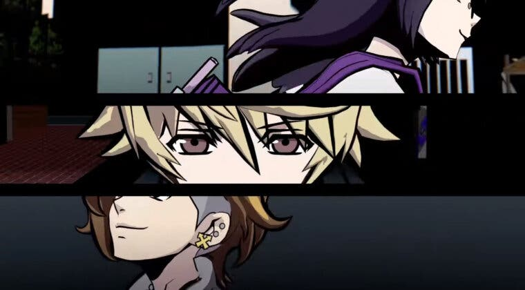 Imagen de NEO: The World Ends With You presenta su cinemática de introducción