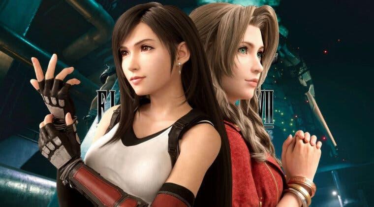 Imagen de Final Fantasy VII Remake publicará una novela ligera centrada en Tifa y Aeris