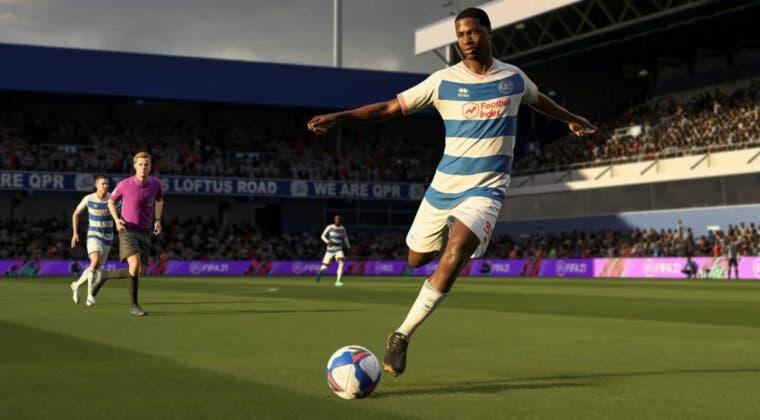 Imagen de FIFA 21 añade a un jugador que fue asesinado hace 15 años