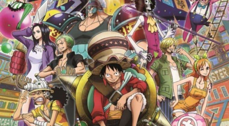 Imagen de One Piece podría anunciar muy pronto una nueva película de anime