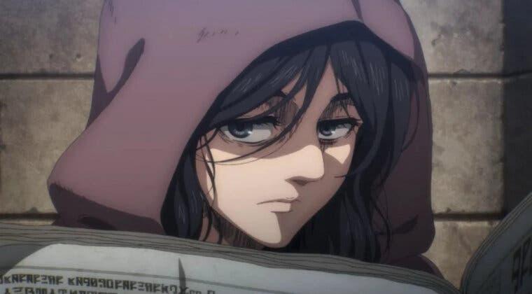Imagen de El cosplay de Pieck (Shingeki no Kyojin) que rescata uno de sus grandes momentos