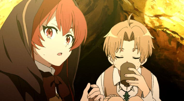 Imagen de Mushoku Tensei: Jobless Reincarnation retrasa el estreno de su parte 2