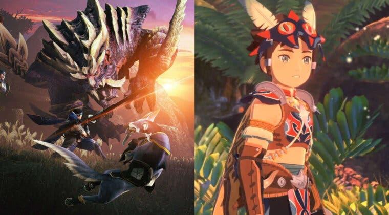 Imagen de Monster Hunter Rise y Monster Hunter Stories 2 fechan un nuevo evento digital