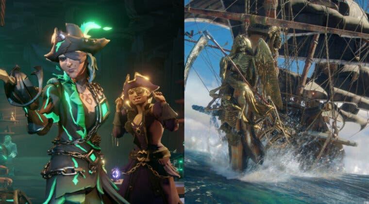 Imagen de Skull & Bones sería ahora un juego en primera persona 'a lo Sea of Thieves', según un rumor