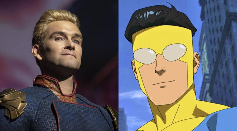 Imagen de Invencible vs The Boys: Así son las dos series de Amazon que revolucionan el género de superhéroes