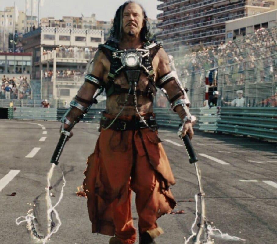 Ivan Vanko Universo Cinematográfico de Marvel