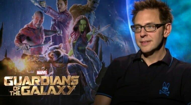 Imagen de Guardianes de la Galaxia vol. 4 podría llegar a hacerse, pero no contaría con James Gunn